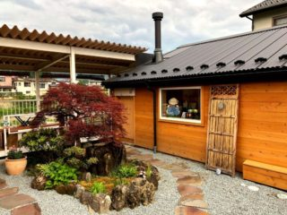 築90年の小屋をリノベーション