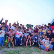 夏の親子キャンプ